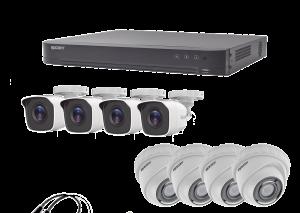 Sistemas de Video Vigilancia - CCTV