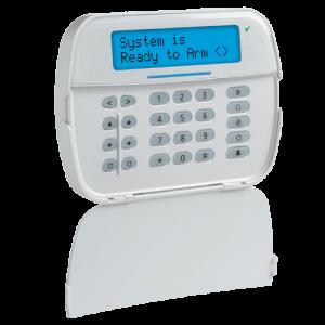 Teclado de Alarma - Al Instante Comunicaciones
